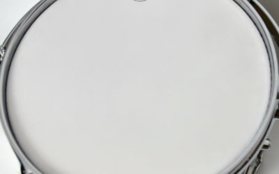 BeatIt Test: Aquarian Response 2 Texture Coated