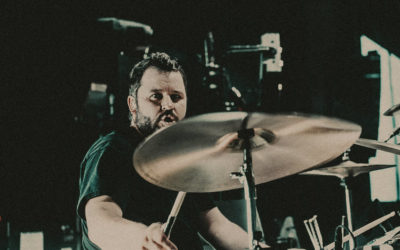 Brandon Barnes of Rise Against joined Vater Drumsticks Family