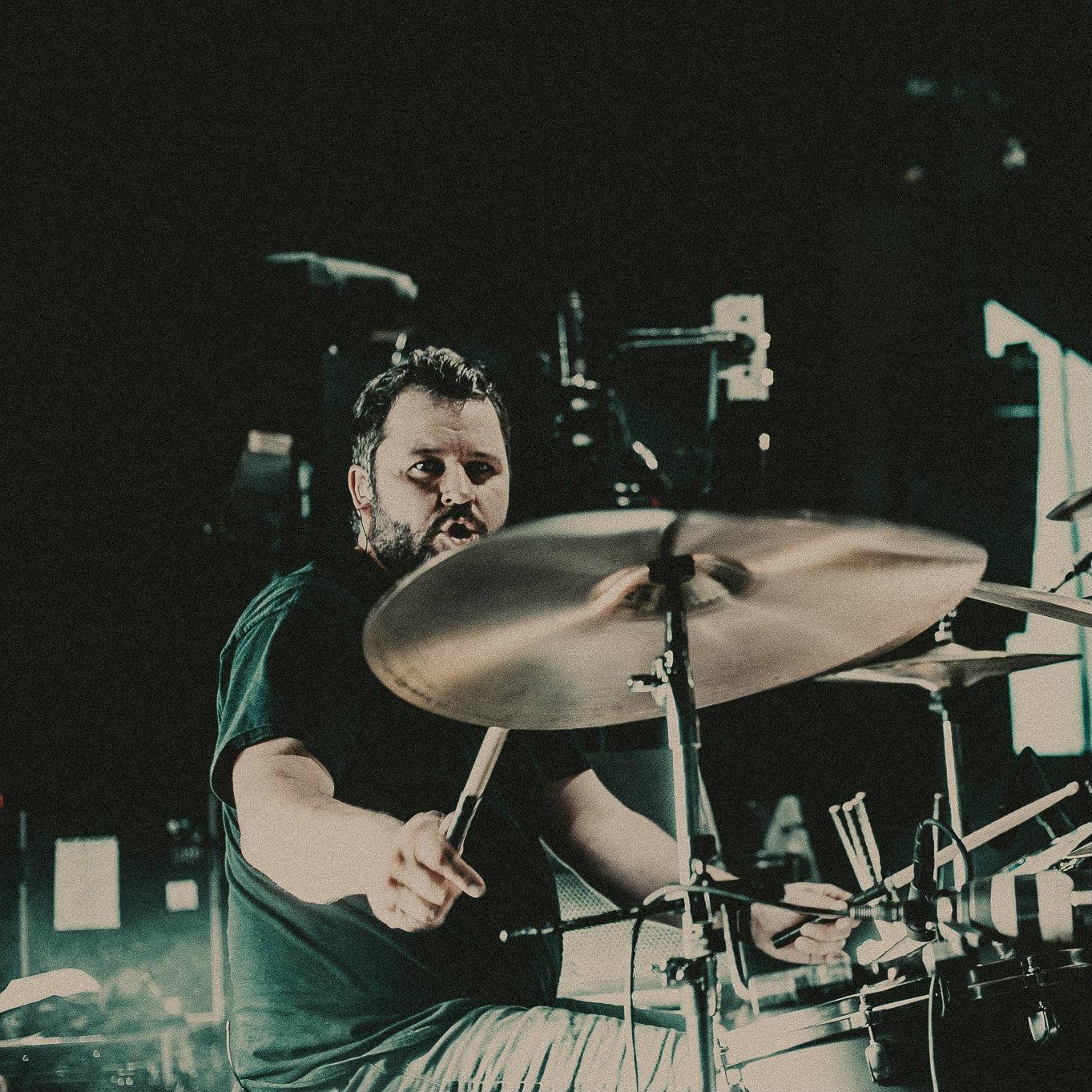 Brandon Barnes Rise Against