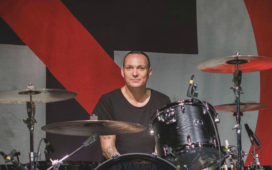 Bad Religion´s Jamie Miller joins the Yamaha Drums Family