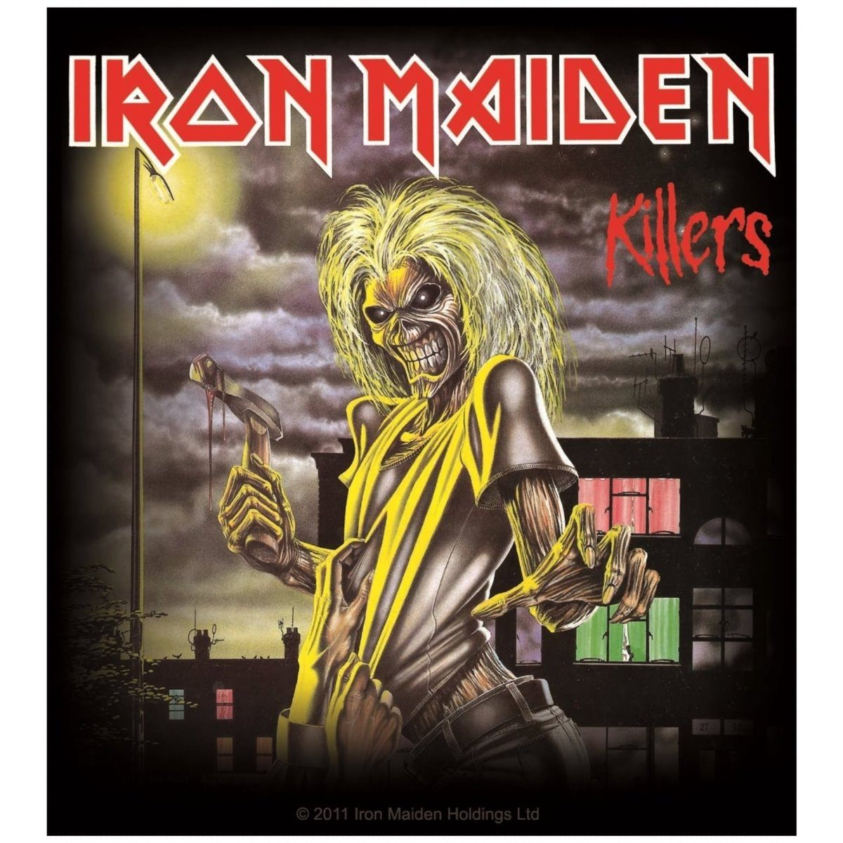 Iron Maiden - Killers en.beatit.tv