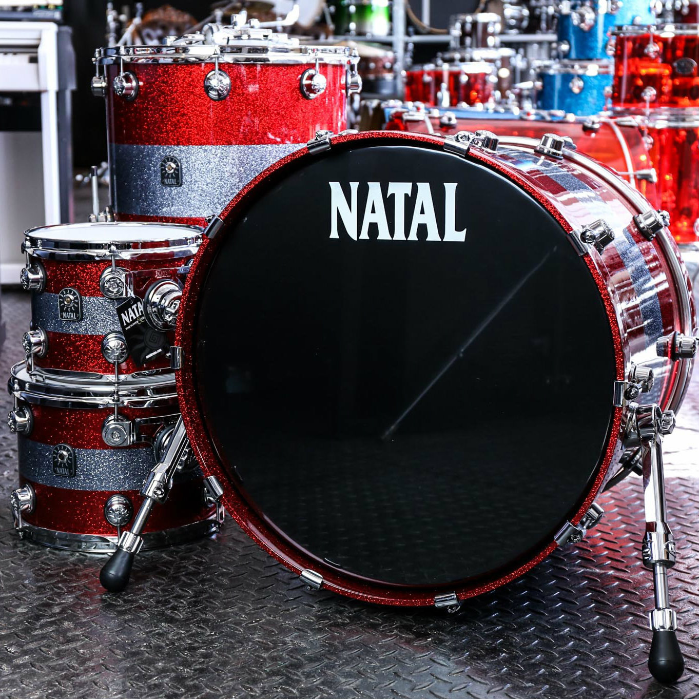 Natal Drums UK
