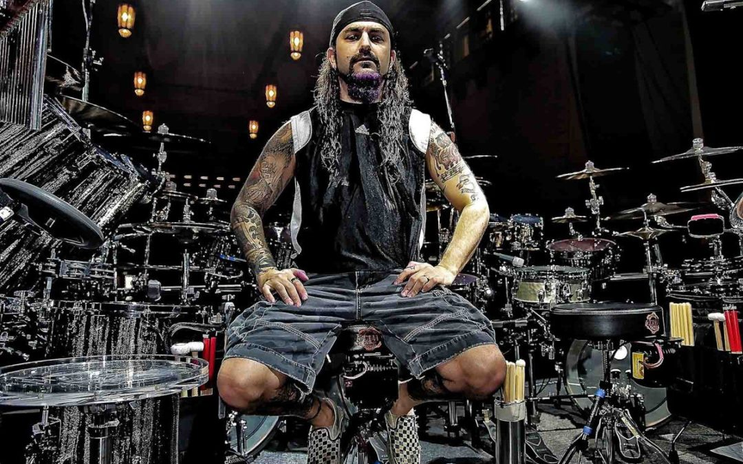 Mike Portnoy talks about his influences