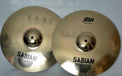 BeatIt Test: Sabian XSR Cymbal Pack