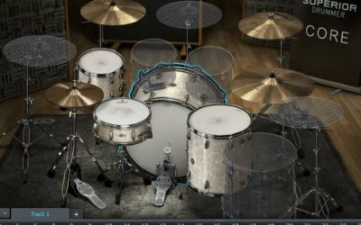 Toontrack announce Superior Drummer 3 software
