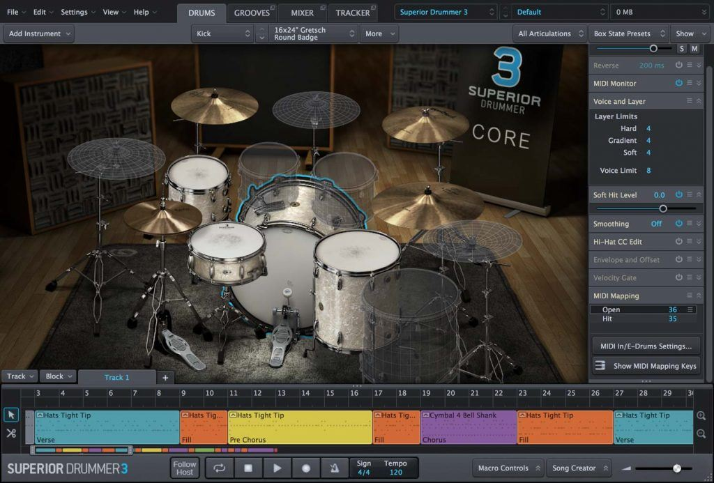 Toontrack announces Superior Drummer 3