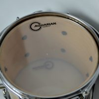 BeatIt Test: Aquarian Super-2 Clear Drumheads
