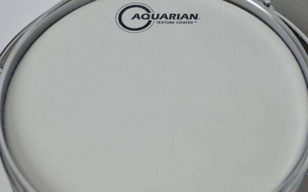 BeatIt Test: Aquarian Texture Coated Drumheads