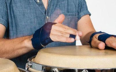 Eucatape- hand drumming stick tape