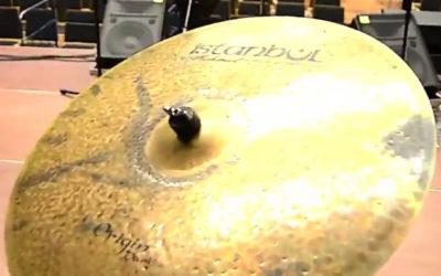 Voo Voo Drummer Michał Bryndal's Kit