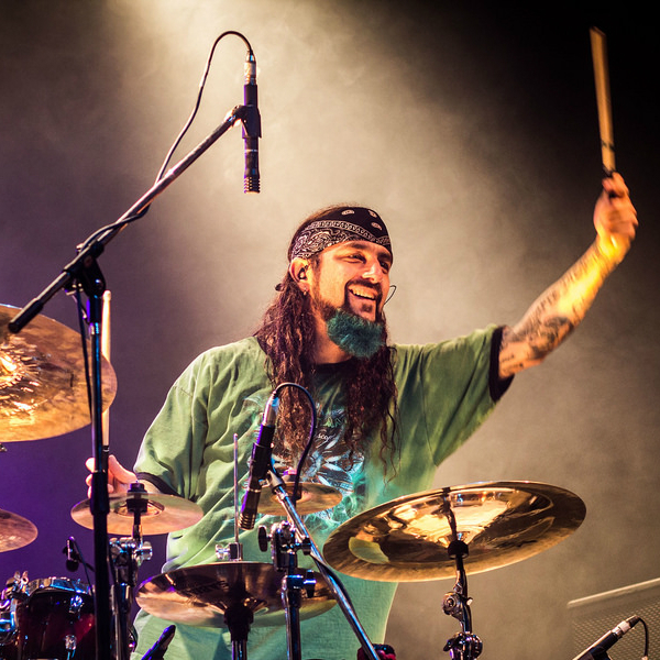 "MIKE PORTNOY: ""I Know I'm Not The Best Drummer"""