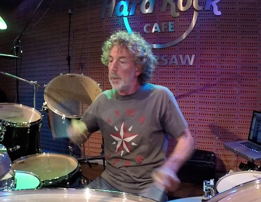 Simon Phillips: Drum Solo Live for BeatIt
