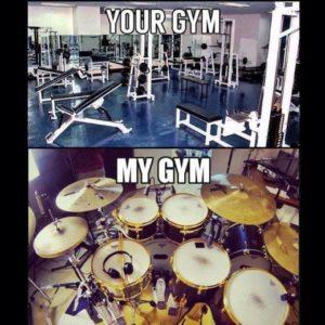 your gym my gym