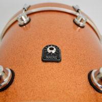 BeatIt Test: Natal Cafe Racer TJ Drum Kit