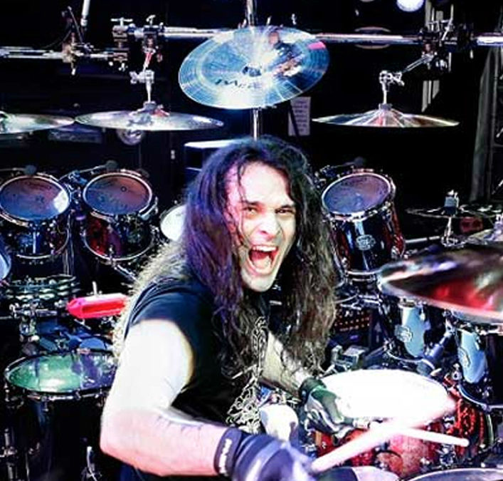Aquiles Priester Performs With W.A.S.P For The First Time