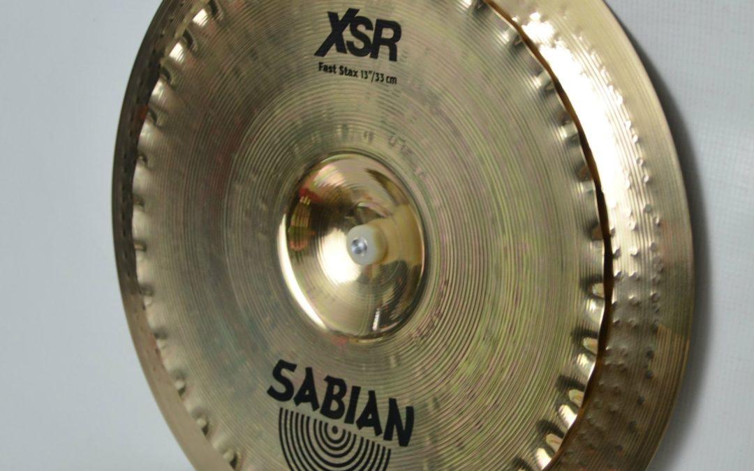 BeatIt Test: Sabian XSR Fast Stax