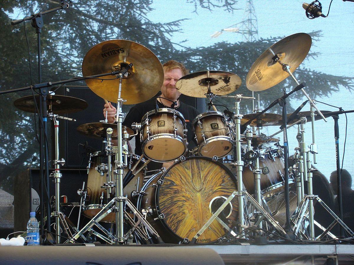 Drummer Sean Reinert is a member of Perfect Beings