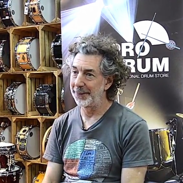Simon Phillips interview