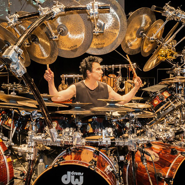 Terry Bozzio Embarks On A European Tour