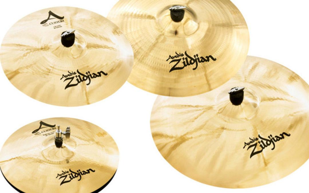 Zildjian A Custom 25th Anniversary Medley