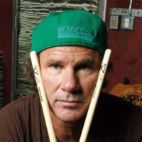 Chad Smith Jams With KU Basketball Band