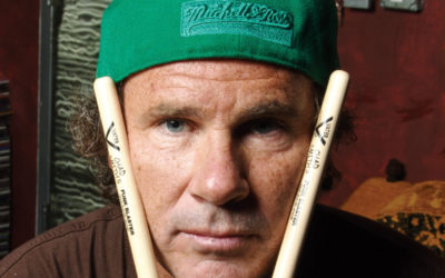 Chad Smith & Vater: 25 years together