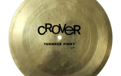 Dale Crover's New Record Is Released On Playable Cymbal