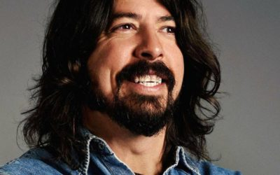 Dave Grohl's gauge of heavy sound