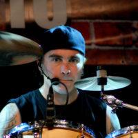 Jason Bittner- Overkill's first drum groupie