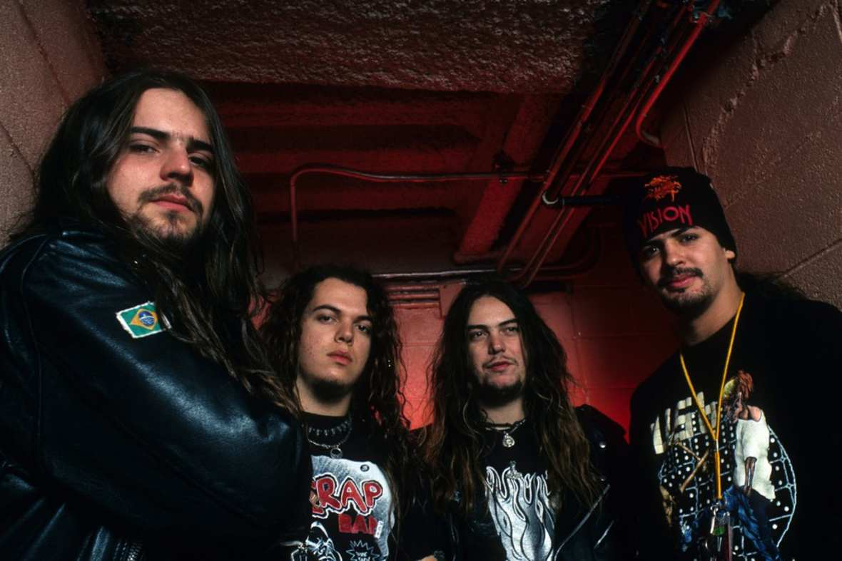 Sepultura's 'Roots' a gauge of heaviness for D. Grohl