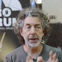 Simon Phillips Interview for BeatIt, Pt. 2