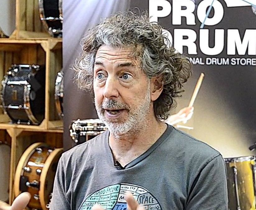 Simon Phillips Interview for BeatIt, Pt. 3