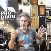 Simon Phillips Interview for BeatIt, Pt. 5