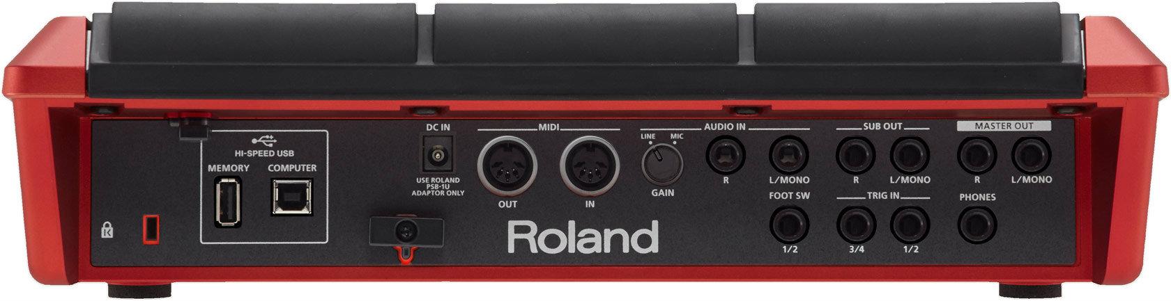 SPD SX Roland