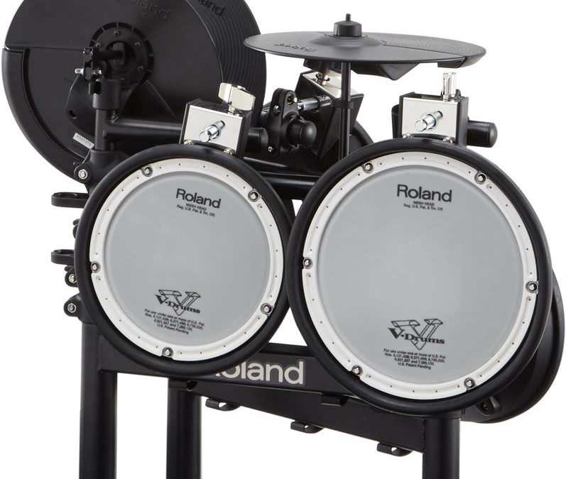 Roland TD-1KPX2- The Portable Kit