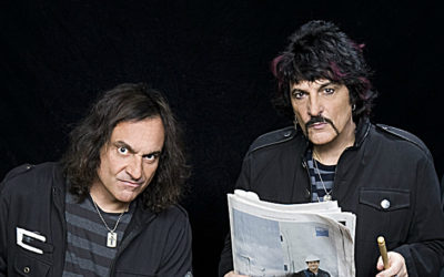 """Carmine and Vinny Appice will release """"Sinister"""""""