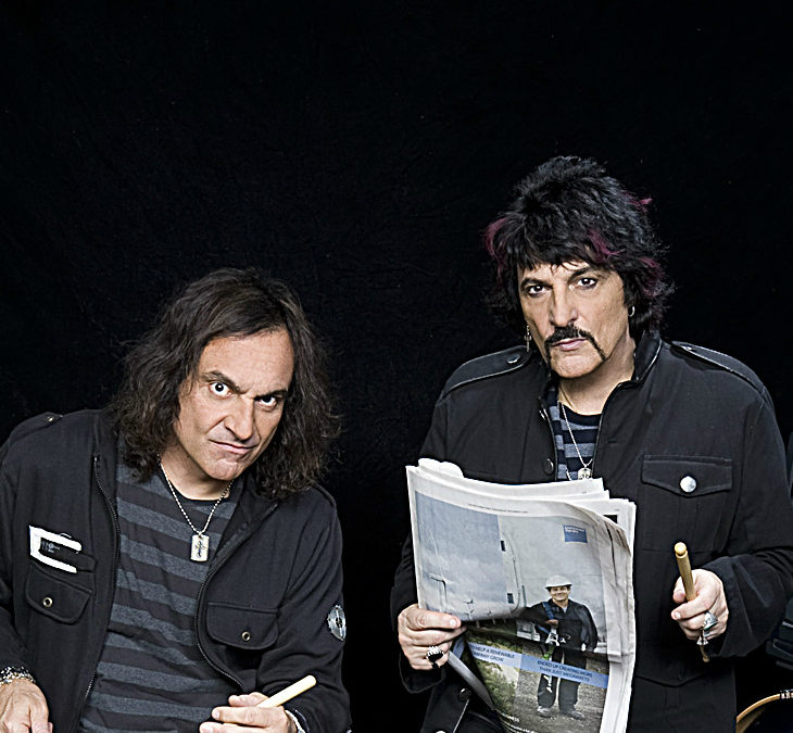 "Carmine and Vinny Appice will release ""Sinister"""