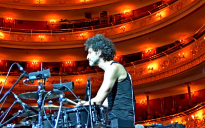 Jojo Mayer & Nerve + Eklektik Orchestra: BeatIt report and photo gallery