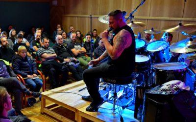 "Drum Fest 2017: Dariusz ""Daray"" Brzozowski Interview"