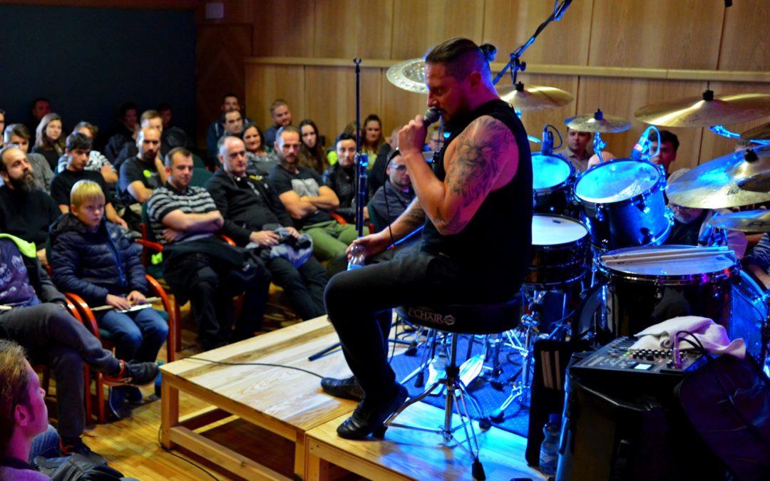 Beatit Report: Drum Fest 2017 weekend