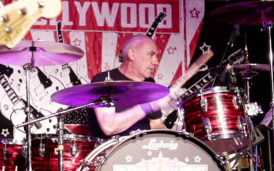 Bill Ward goes on tour