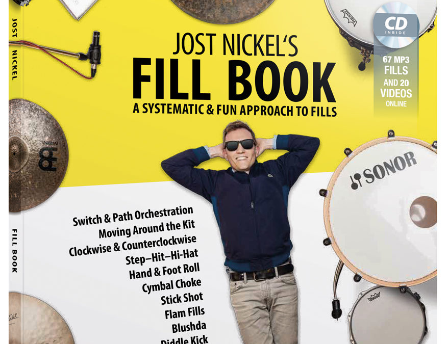 Drum Fills Book