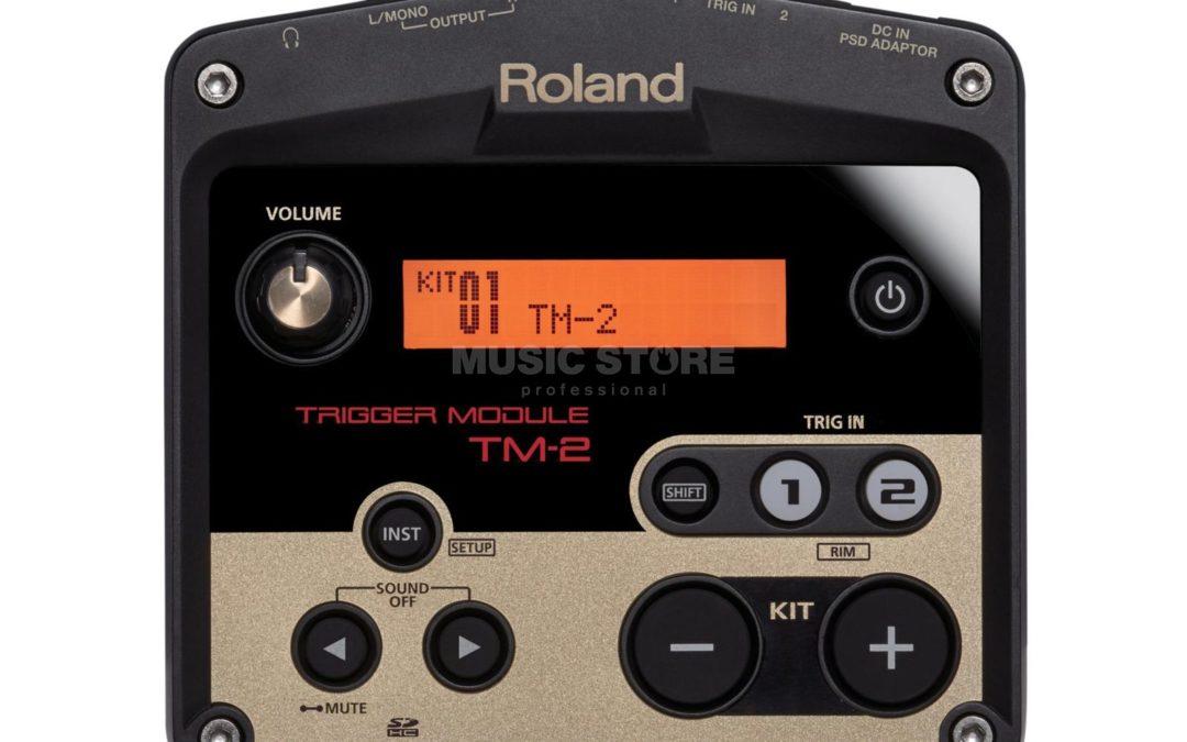 Roland TM-2 Update