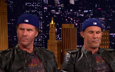 Chad Smith Reacts To Fan's Comment