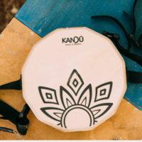KTÄK- New Two-Tone Wearable Snare