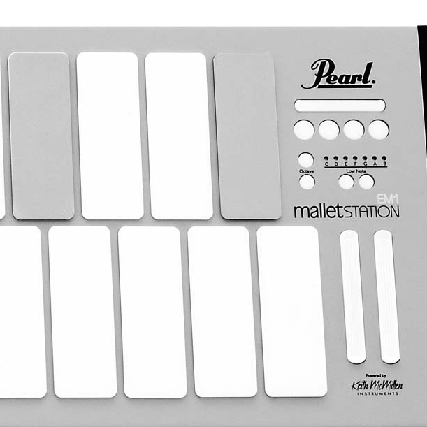 Pearl presents MalletStation controller