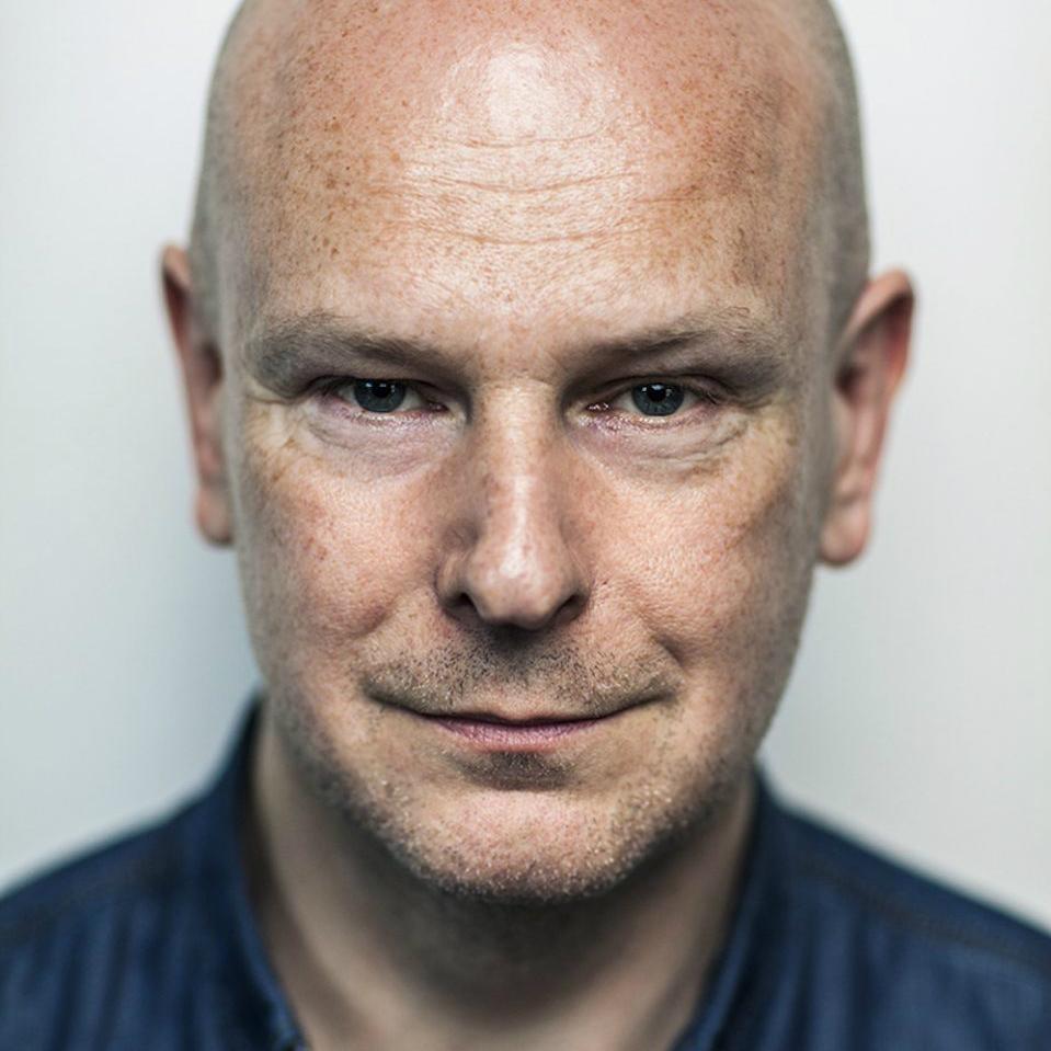 Phil Selway radiohead