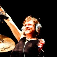 """Rick Allen goes on """"Drums For Peace"""" tour"""