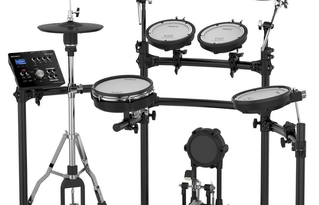 Create your custom kit with Roland TD-25KV