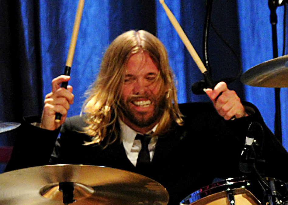 Taylor Hawkins: Somewhere In The World There Is New Kurt Cobain